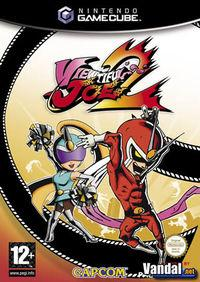Portada oficial de Viewtiful Joe 2 para GameCube