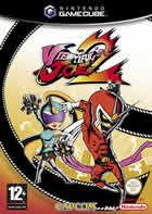 Portada oficial de de Viewtiful Joe 2 para GameCube