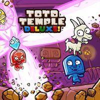 Portada oficial de Toto Temple Deluxe para PS4