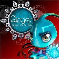 Portada oficial de Ginger: Beyond the Crystal para PS4