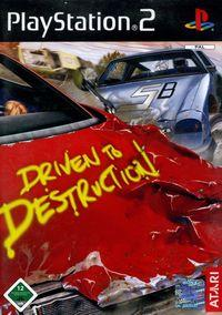 Portada oficial de Driven to Destruction para PS2