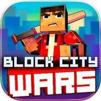 Portada oficial de Block City Wars para Android