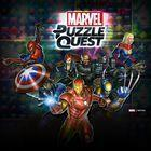 Portada oficial de de Marvel Puzzle Quest: Dark Reign para PS4