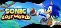 Portada oficial de Sonic Lost World para PC