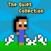 Portada oficial de The Quiet Collection PSN para PSVITA