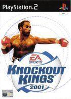 Portada oficial de de Knockout Kings 2001 para PS2
