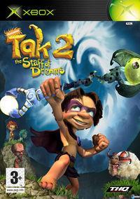 Portada oficial de Tak 2: The Staff of Dreams para Xbox