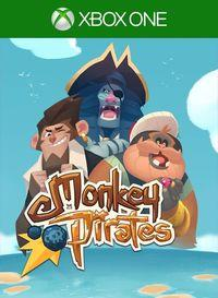 Portada oficial de Monkey Pirates para Xbox One