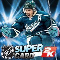 Portada oficial de NHL SuperCard para Android