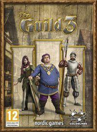 Portada oficial de The Guild 3 para PC