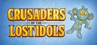 Portada oficial de Crusaders of the Lost Idols para PC