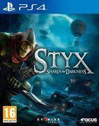 Portada oficial de de Styx: Shards of Darkness para PS4