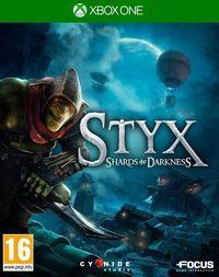 Portada oficial de Styx: Shards of Darkness para Xbox One