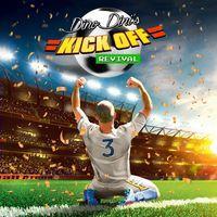 Portada oficial de Dino Dini's Kick-Off Revival para PS4
