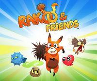 Portada oficial de Rakoo & Friends eShop para Wii U
