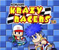 Portada oficial de Konami Krazy Racers CV para Wii U