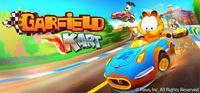 Portada oficial de Garfield Kart para PC
