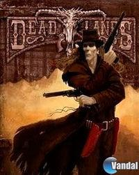 Portada oficial de Deadlands para PS2