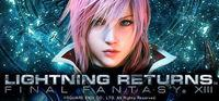 Portada oficial de Lightning Returns: Final Fantasy XIII para PC