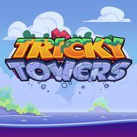 Portada oficial de Tricky Towers para PS4