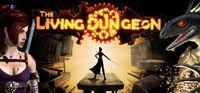 Portada oficial de The Living Dungeon para PC