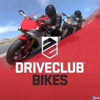 Portada oficial de DriveClub Bikes para PS4