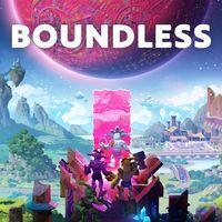 Portada oficial de Boundless para PS4
