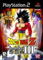 Portada oficial de de Dragon Ball Z: Budokai 3 para PS2