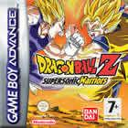 Portada oficial de de Dragon Ball Z: Supersonic Warriors para Game Boy Advance