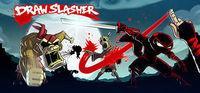 Portada oficial de Draw Slasher para PC