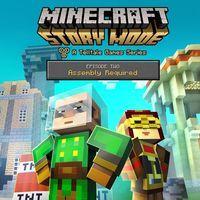 Portada oficial de Minecraft: Story Mode - Episode 2: Assembly Required  para PS4