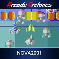 Portada oficial de Arcade Archives NOVA2001 para PS4