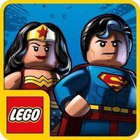 Portada oficial de LEGO: DC Super Heroes para Android