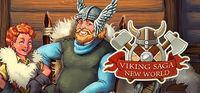 Portada oficial de Viking Saga: New World para PC