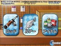 Portada oficial de Family Fishing eShop para Nintendo 3DS