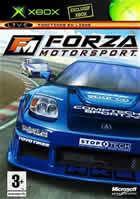 Portada oficial de de Forza Motorsport para Xbox