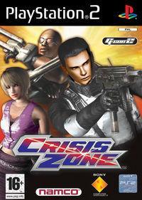 Portada oficial de Time Crisis: Crisis Zone para PS2