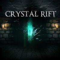 Portada oficial de Crystal Rift para PS4