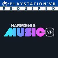 Portada oficial de Harmonix Music VR para PS4