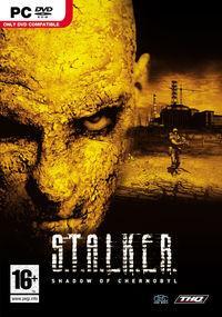 Portada oficial de S.T.A.L.K.E.R.: Shadow of Chernobyl para PC