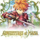 Portada oficial de de Adventures of Mana para PSVITA