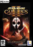 Portada oficial de de Star Wars: Caballeros de la Antigua República 2 para PC