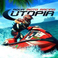 Portada oficial de Aqua Moto Racing Utopia para PS4