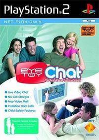 Portada oficial de Eye Toy: Chat para PS2