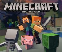Portada oficial de Minecraft: Wii U Edition para Wii U