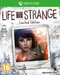 Portada oficial de Life is Strange: Limited Edition para Xbox One