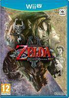 Portada oficial de de The Legend of Zelda: Twilight Princess HD para Wii U