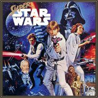 Portada oficial de Super Star Wars para PS4