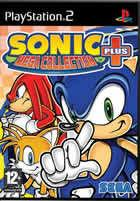 Portada oficial de de Sonic Mega Collection Plus para PS2