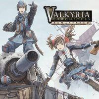 Portada oficial de Valkyria Chronicles Remastered para PS4